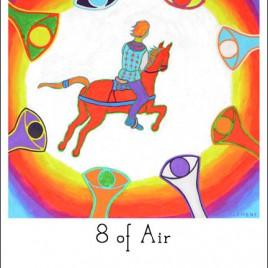 8 of Air