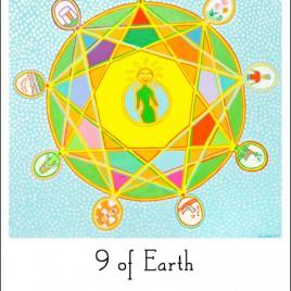 9 of Earth