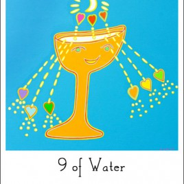 9 of Water