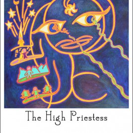 II – High Priestess