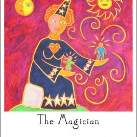 1 – Magician