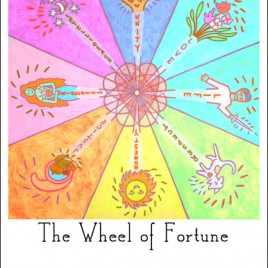 X – Wheel of Fortune