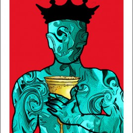 King of Cups – Emotional Mastery