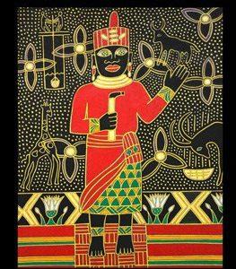 Mens Sacred Healing Paintings
