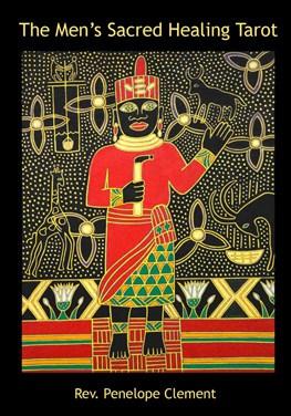 Mens Sacred Healing Tarot Paintings